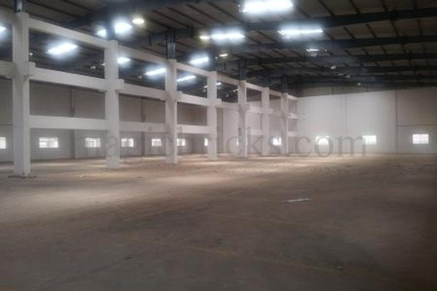 Industrial Shed for rent in SAVLI GIDC ,Vadodara — Rent industrial shed 20000 SQ FT