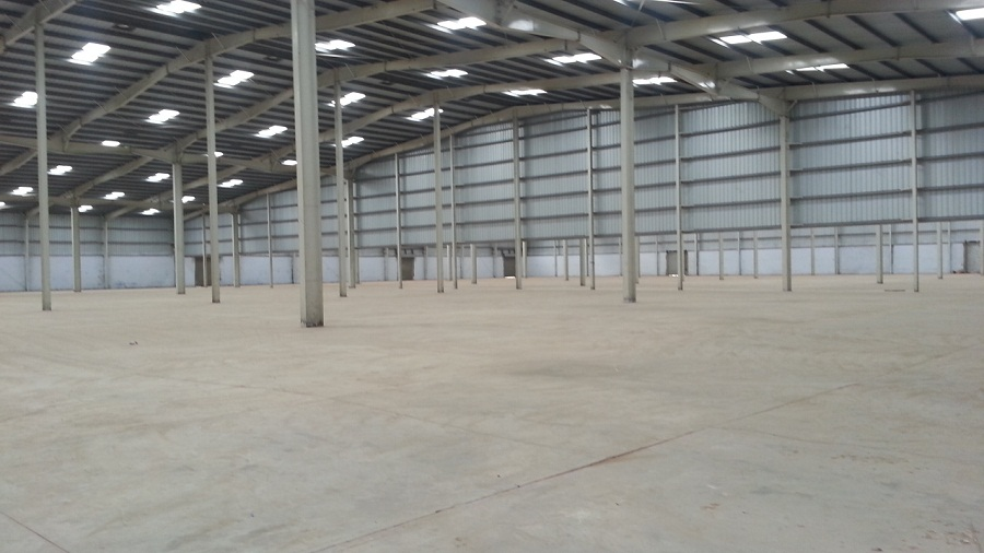29000 SQ FT INDUSTRIAL SHED FOR RENT IN VITTHLAPUR,GUJARAT.