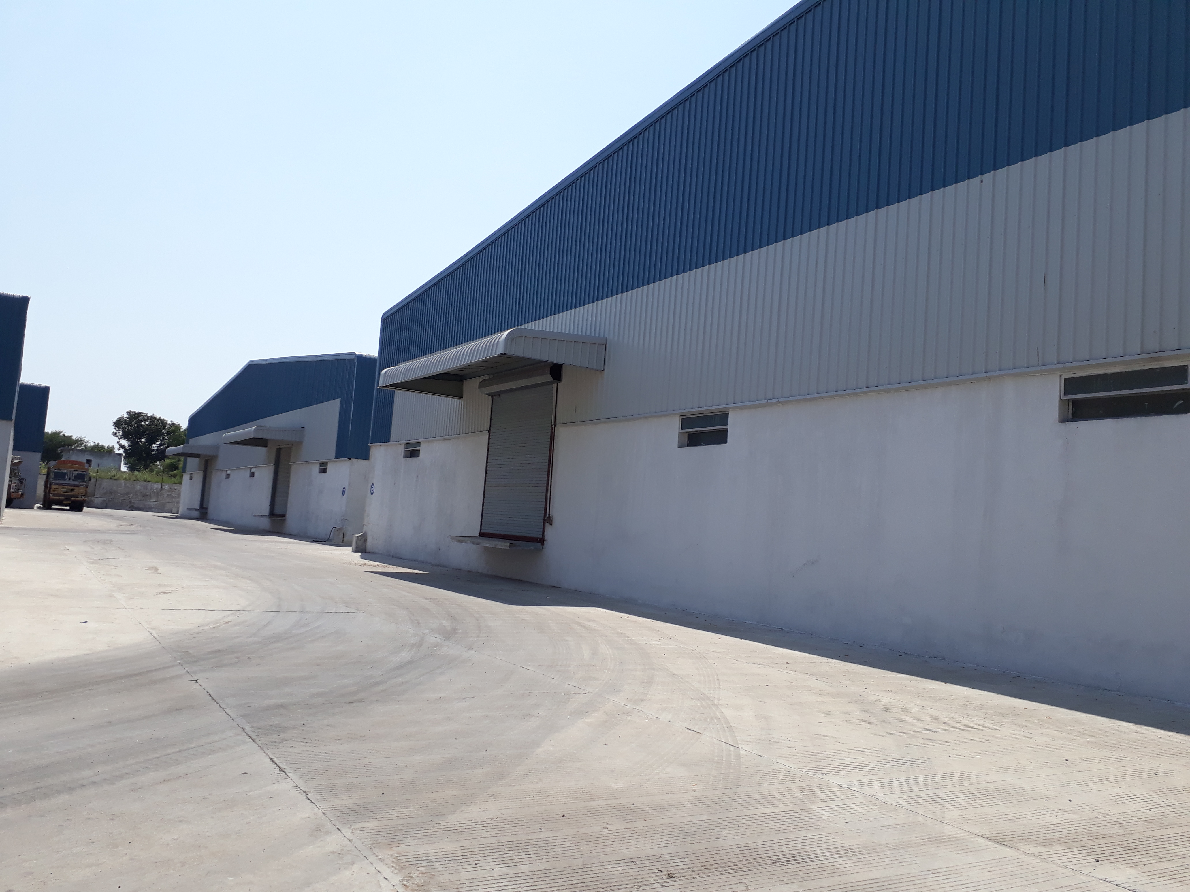 40000 SQ.FT INDUSTRIAL FACTORY | SHED FOR LEASE IN CHANGODAR AHMEDABAD – 7043395463