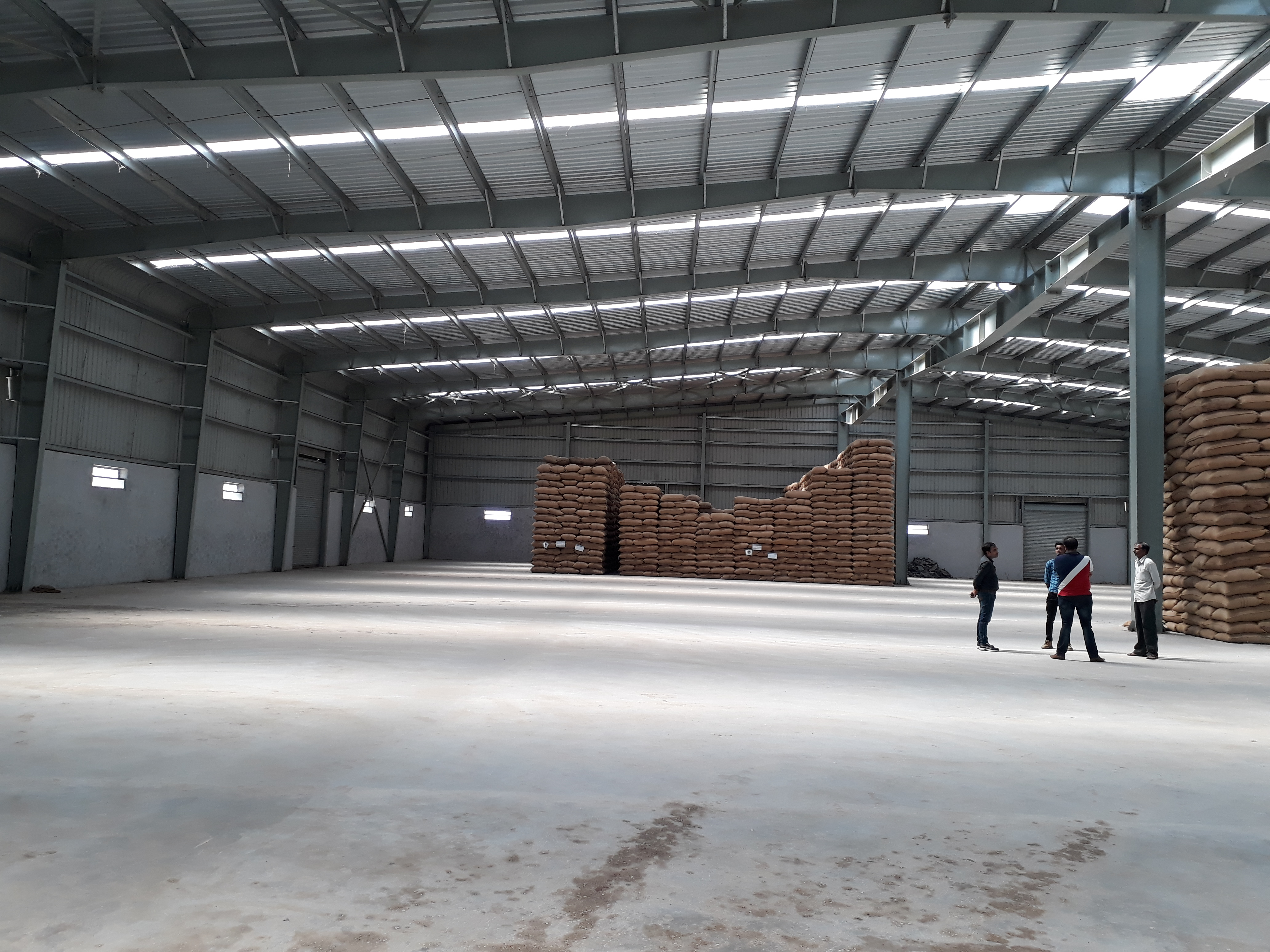 INDUSTRIAL SHED | FACTORY FOR RENT | LEASE IN CHANGODAR AHMEDABAD – 7043395463