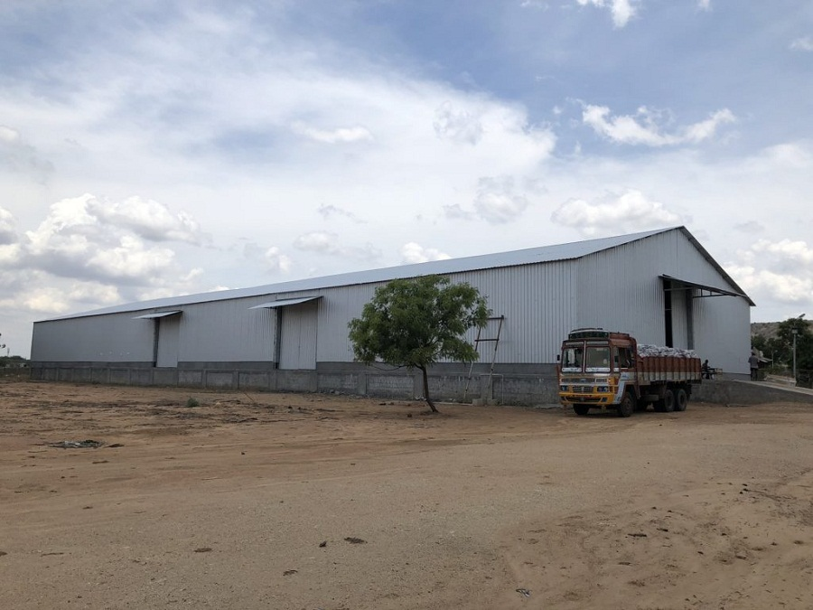 INDUSTRIAL SHED FOR LEASE IN CHHATRAL AHMEDABAD – 7043395463