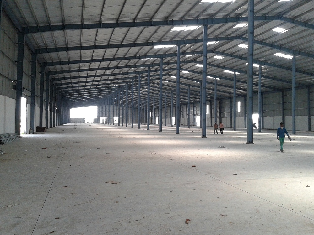 INDUSTRIAL WAREHOUSE | STORAGE FOR RENT | LEASE IN AHMEDABAD – 7043395463