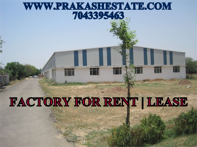 FACTORY | WAREHOUSE FOR RENT | LEASE IN CHANGODAR AHMEDABAD – 7043395463