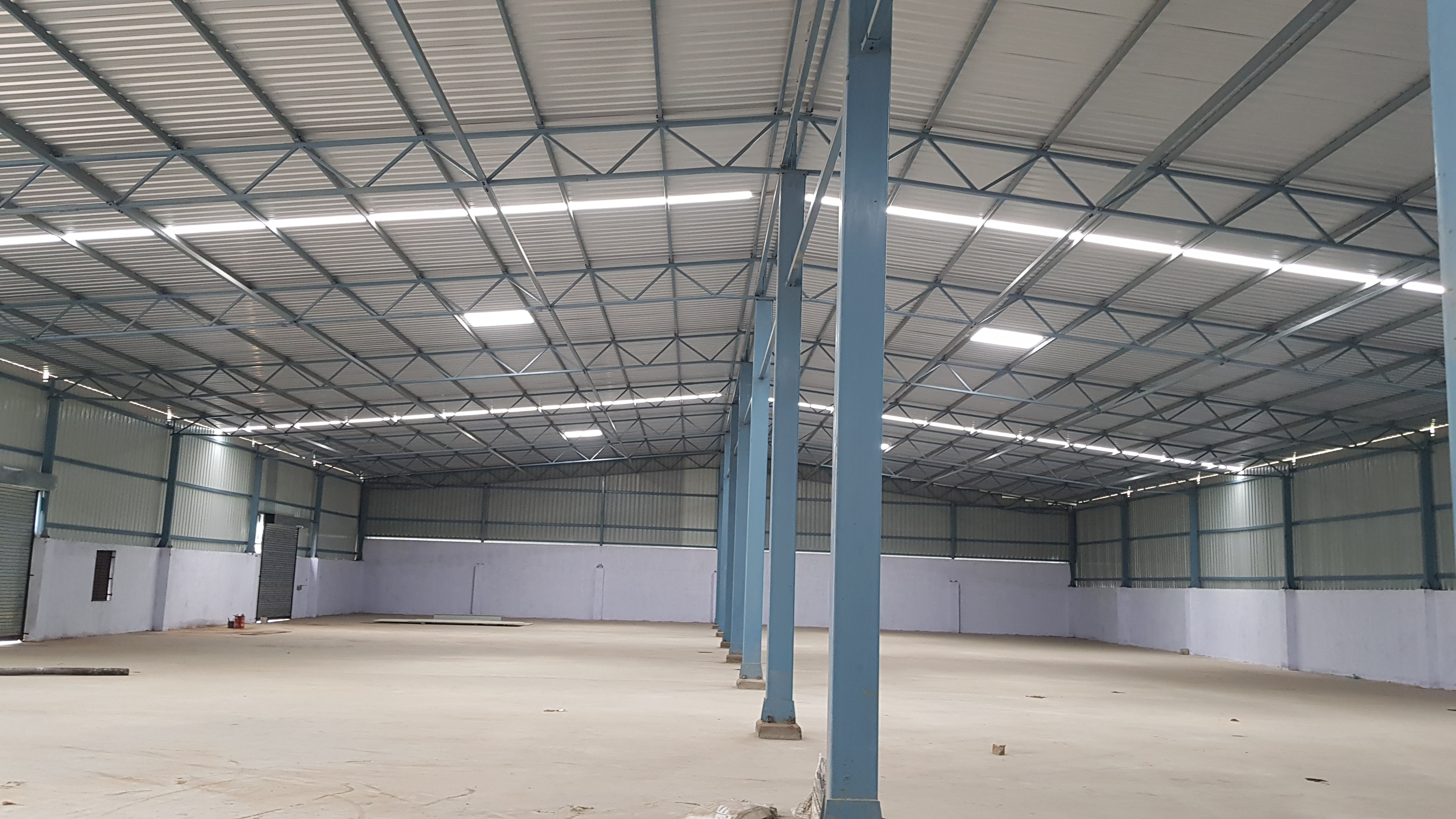 60000 SQ.FT INDUSTRIAL SHED FOR LEASE NEAR HONDA PLANT BECHARAJI , MEHSANA – 7043395463