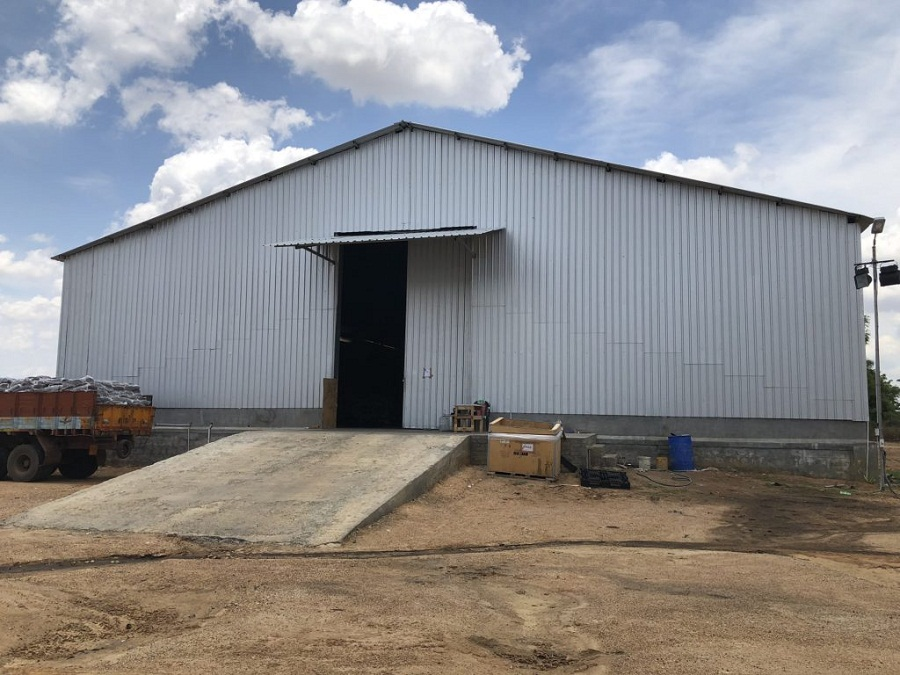 READY TO MOVE INDUSTRIAL SHED | FACTORY TO LET | FOR LEASE IN MANJUSAR , SAVLI , VADODARA – 7043395463