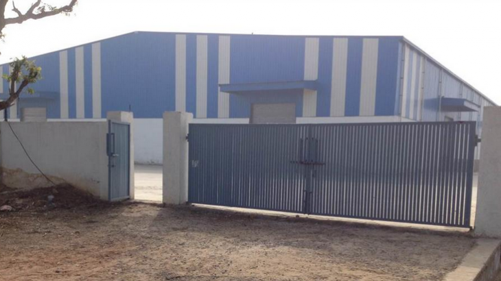 INDUSTRIAL FACTORY | SHED FOR LEASE IN BECHARAJI , MEHSANA – 7043395463