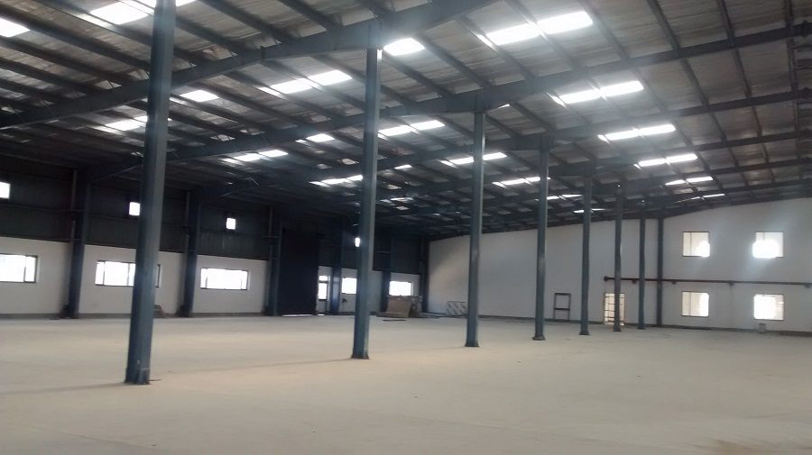 85000 SQ.FT STORAGE | GODOWN | WAREHOUSE FOR LEASE IN CHHATRAL AHMEDABAD – 7043395463