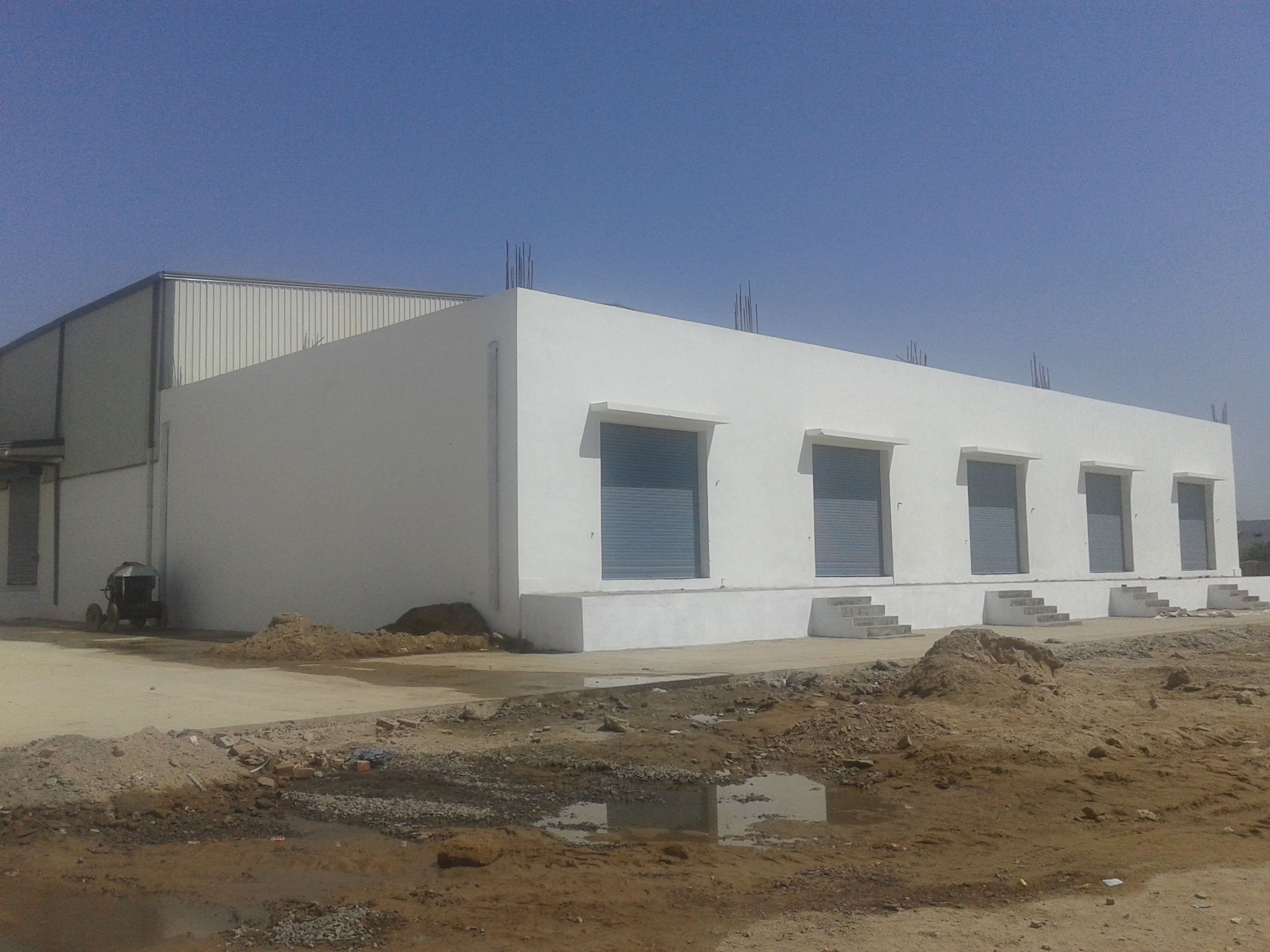 WAREHOUSE | STORAGE | GODOWN FOR LEASE IN CHANGODAR AHMEDABAD – 7043395463