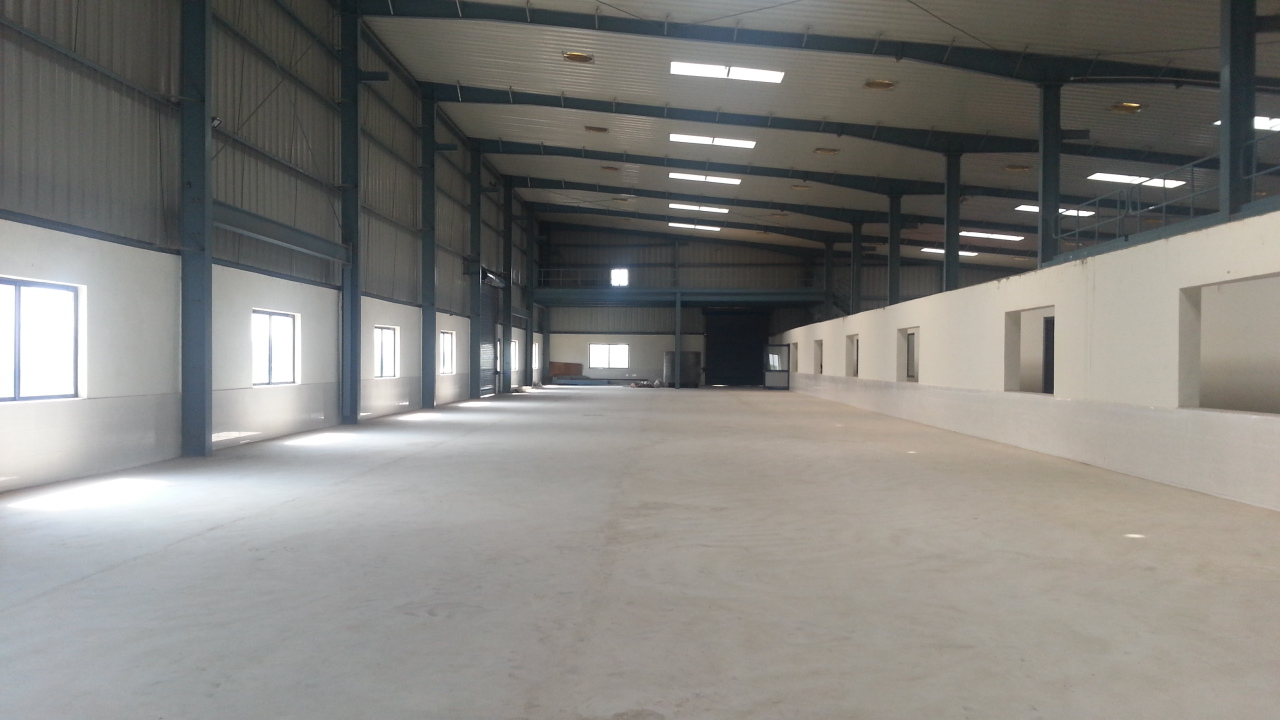 120000 SQ.FT INDUSTRIAL FACTORY FOR RENT | LEASE IN AHMEDABAD – 7043395463