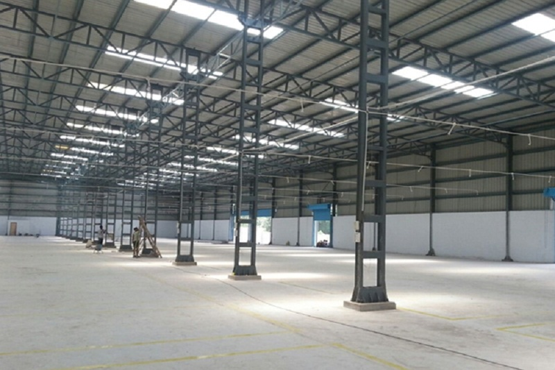INDUSTRIAL SHED | FACTORY FOR RENT | LEASE IN ASLALI AHMEDABAD – 7043395463