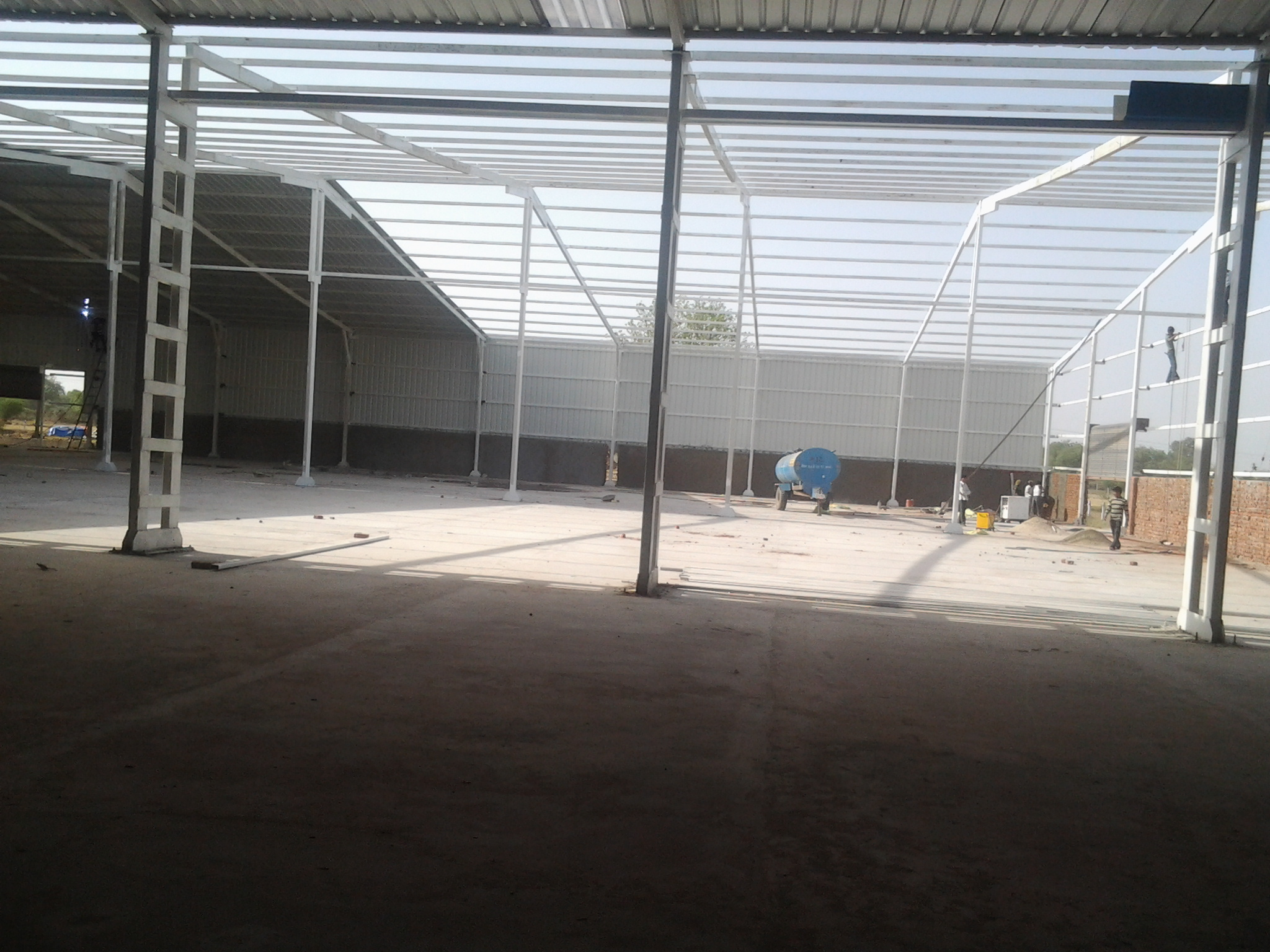 INDUSTRIAL SHED | FACTORY FOR LEASE IN HALOL, RANOLI , VADODARA – 7043395463