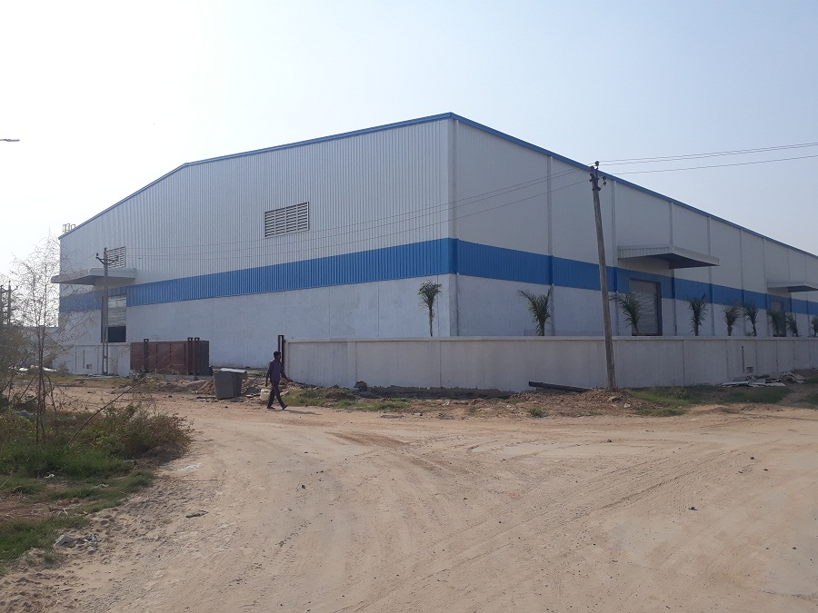 WAREHOUSE | GODOWN FOR RENT | LEASE IN CHATTRAL AHMEDABAD – 7043395463
