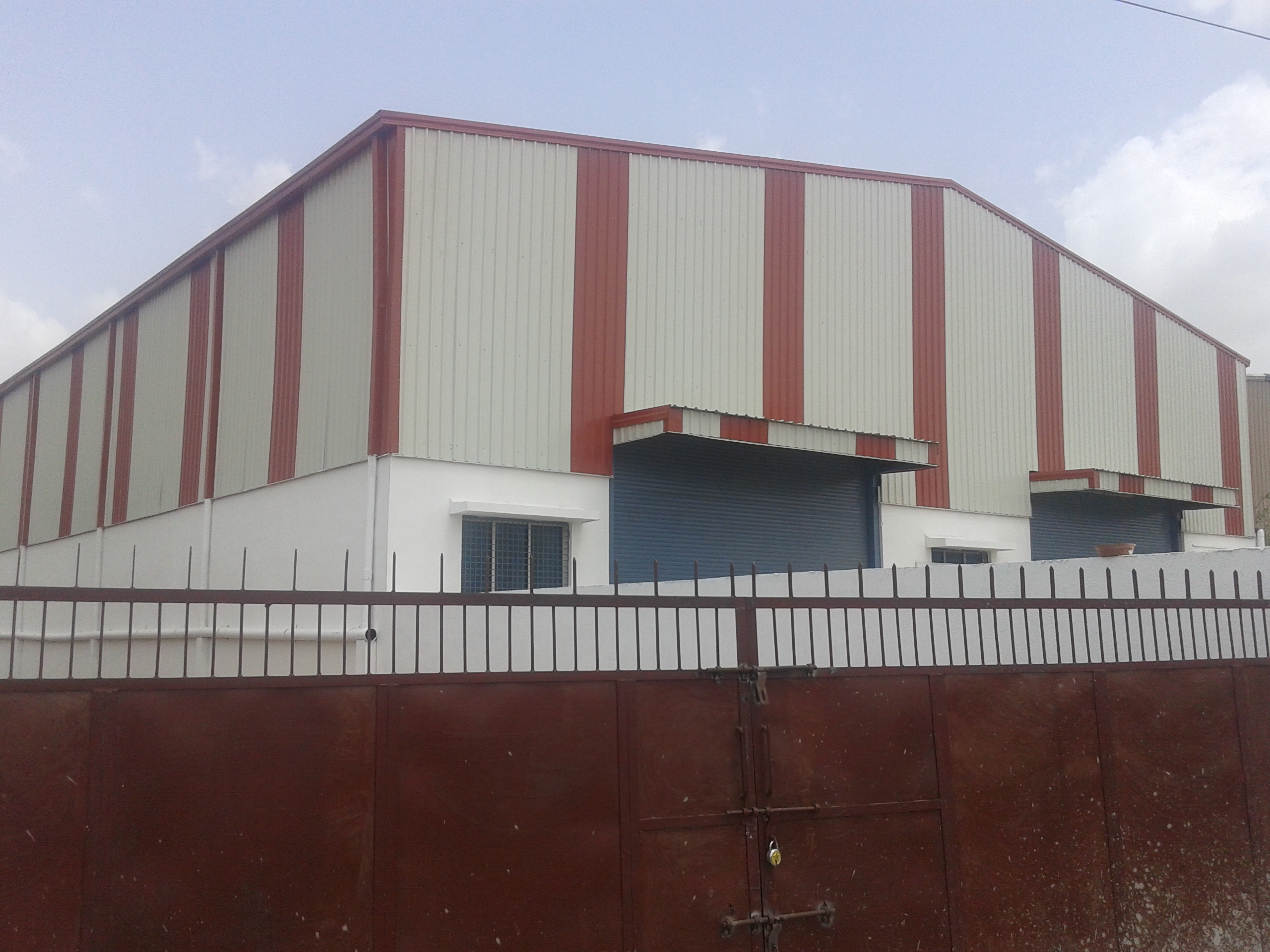 120000 SQ.FT INDUSTRIAL SHED FOR RENT | LEASE IN CHATTRAL  AHMEDABAD – 7043395463