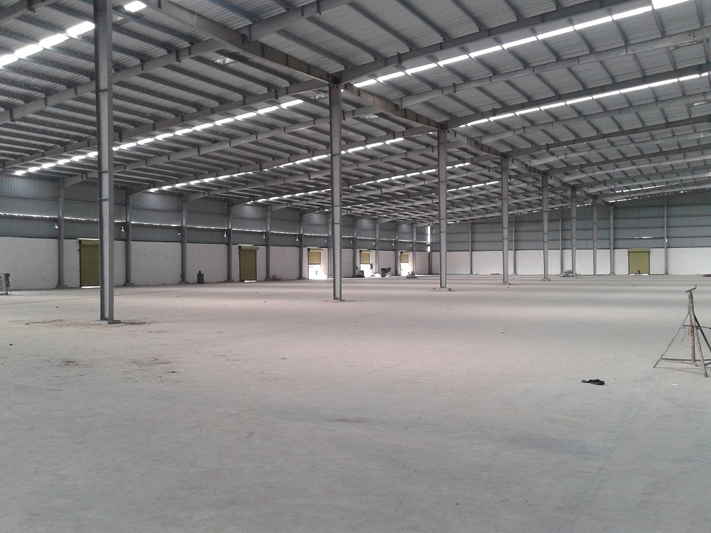 INDUSTRIAL SHED | FACTORY FOR LEASE IN CHHATRAL AHMEDABAD – 7043395463