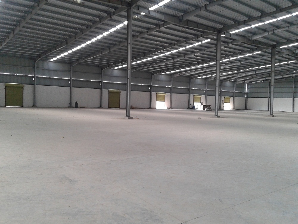INDUSTRIAL SHED | FACTORY FOR RENT | LEASE IN CHHATRAL G.I.D.C. AHMEDABAD – 7043395463