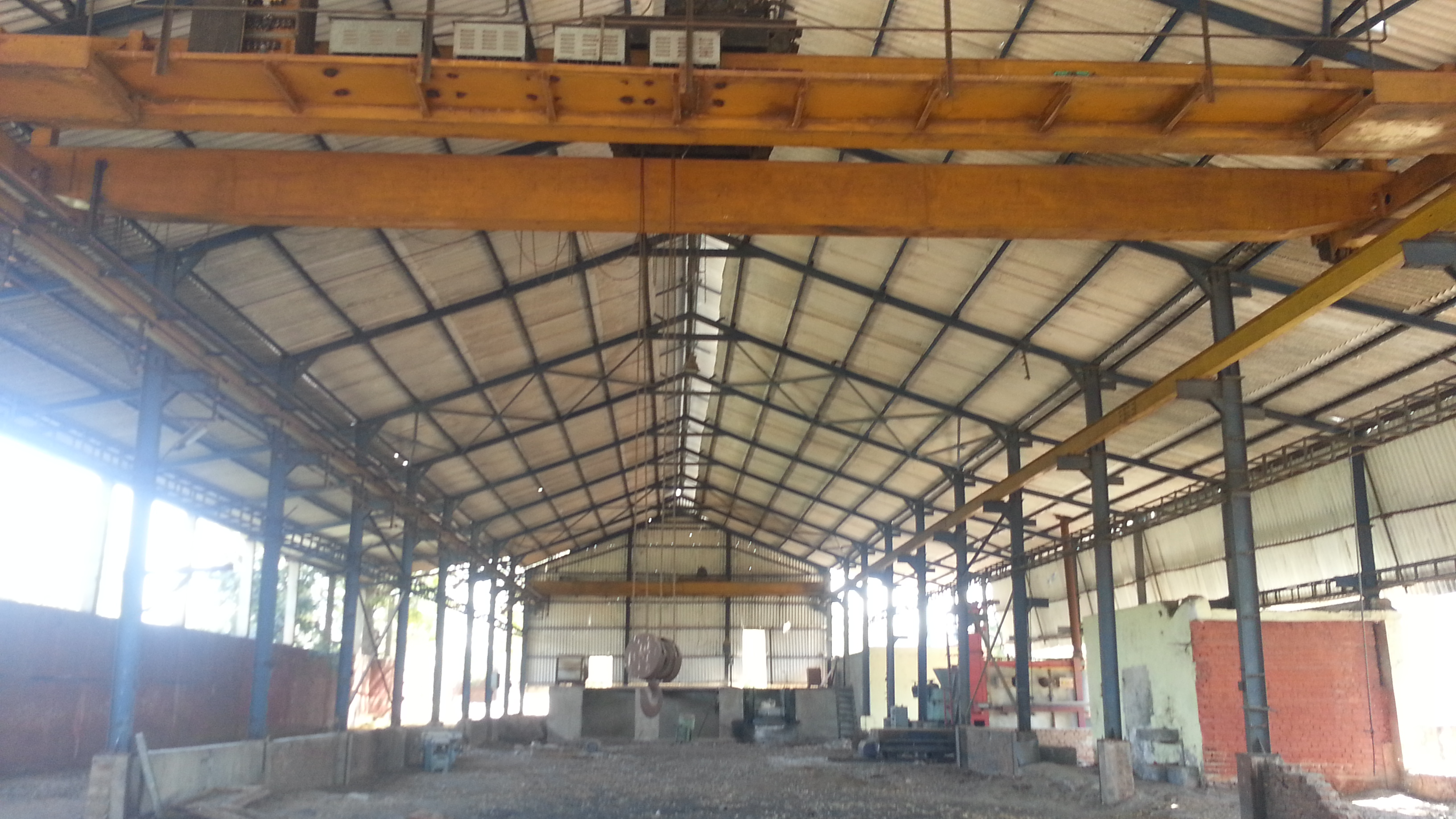 INDUSTRIAL SHED | FACTORY FOR RENT | LEASE IN SANAND, CHANGODAR, AHMEDABAD – 7043395463