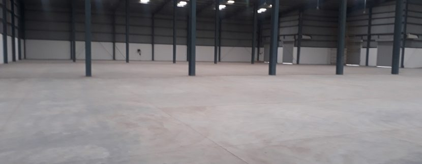 INDUSTRIAL SHED FOR RENT IN VAPI